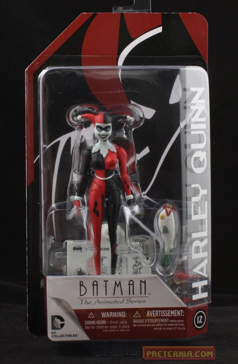 DCC Batman the Animated Series Harley Quinn