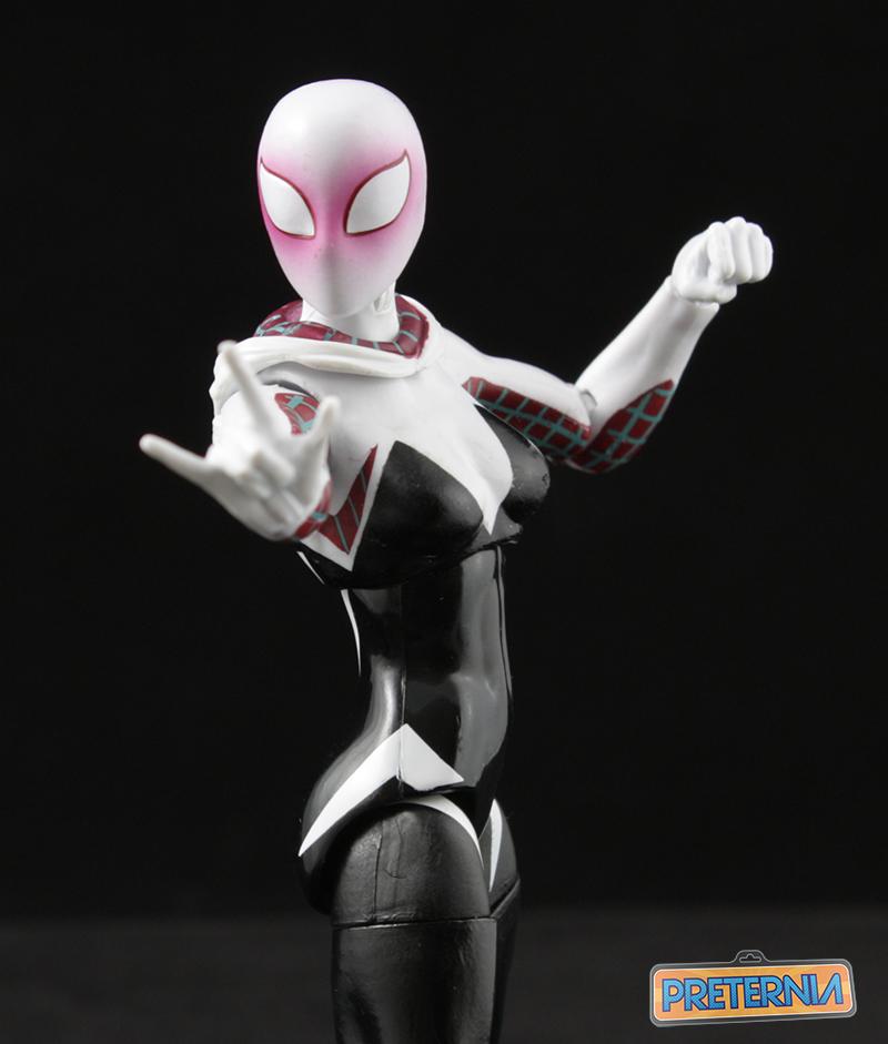 Hasbro Marvel Legends Spider-Gwen Spider-Man Review