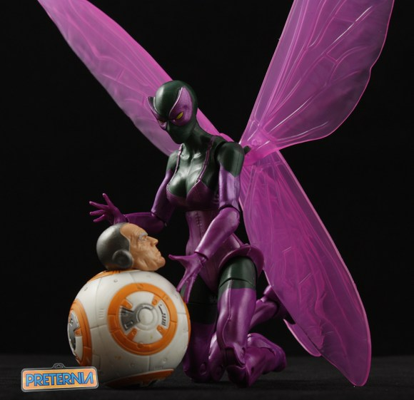 Hasbro Marvel Legends Spider-Man Series Superior Foes Beetle Review