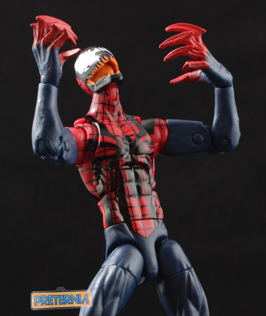 Hasbro Marvel Legends Spider-Man Series Ben Reilly Spider-Man Spider-Carnage