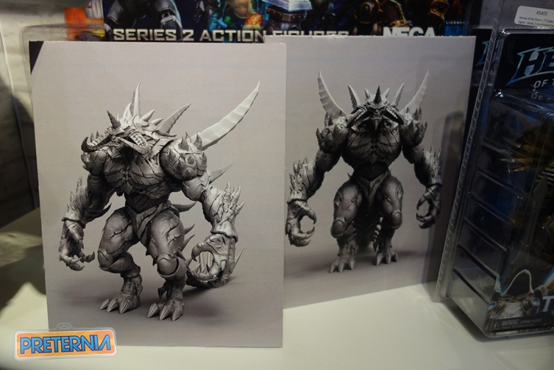 NECA Heroes of the Storm Series 2 Toy Fair 2016