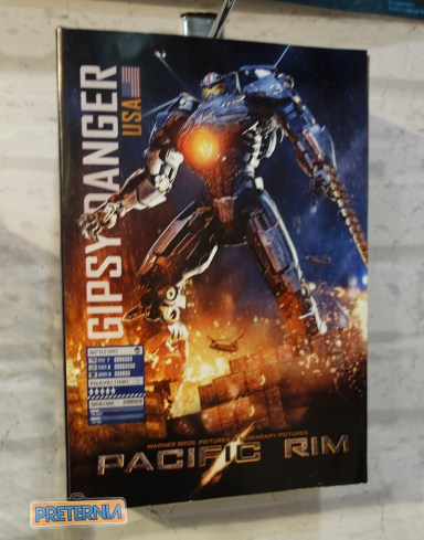 NECA Pacific Rim Toy Fair 2016