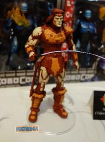 NECA Simon Belmont Castlevania Toy Fair 2016