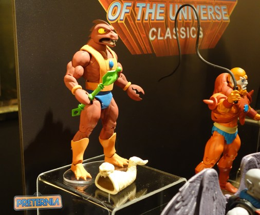 Mattel MOTUC Toy Fair 2016 Masters of the Universe Classics