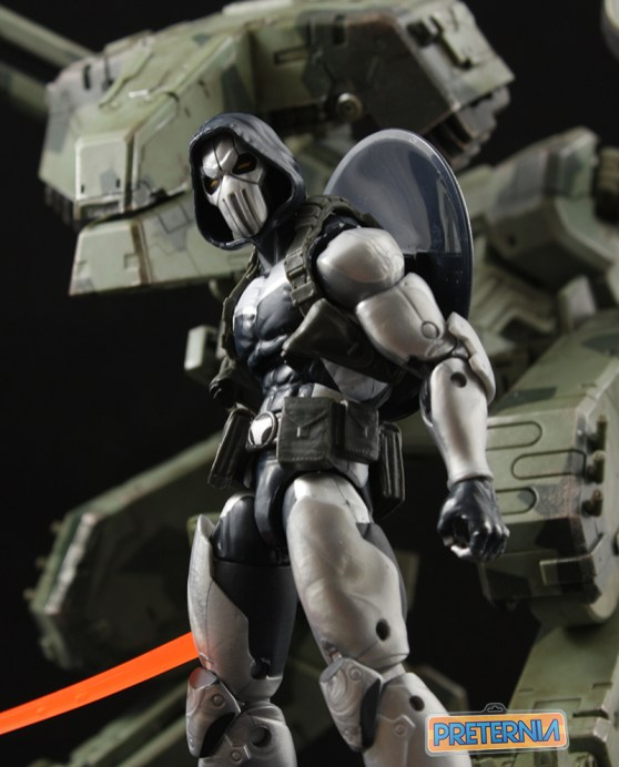 Hasbro Marvel Legends Taskmaster Onslaught Series Captain America Review