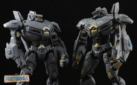 NECA Pacific Rim Ultimate Striker Eureka Review