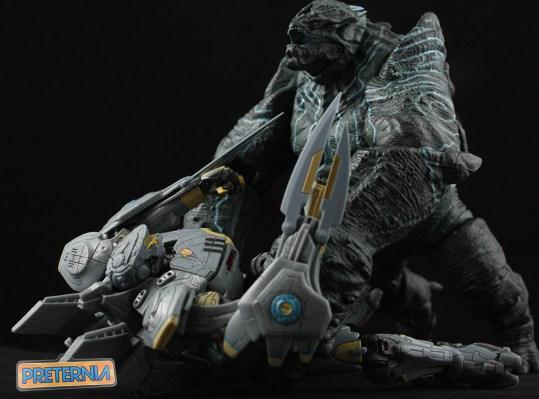NECA Pacific Rim Ultimate Striker Eureka Review