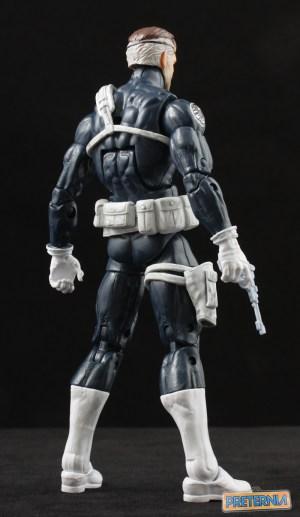 Hasbro Marvel Legends Civil War Nick Fury Captain America Review