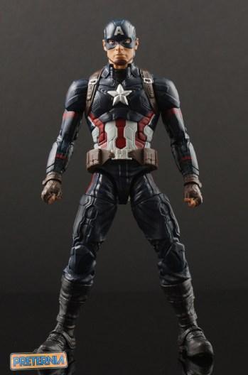 Hasbro Marvel Legends Civil War Captain America Review