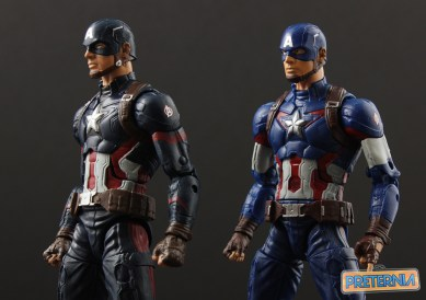 Hasbro Marvel Legends Civil War Captain America Review
