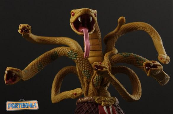 Mattel MOTUC Serpentine King Hssss Review