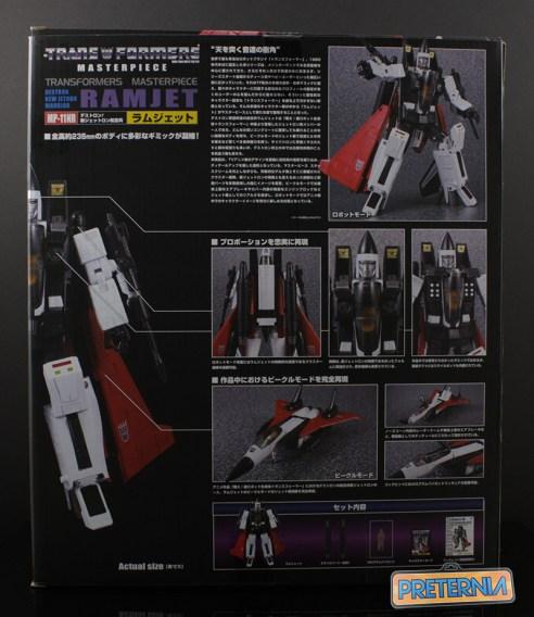 Takara MP-11NR Masterpiece Ramjet Review