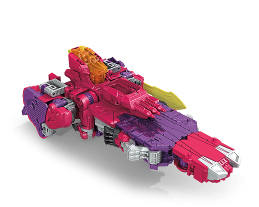 Voyager Alpha Trion_Vehicle Mode_Export