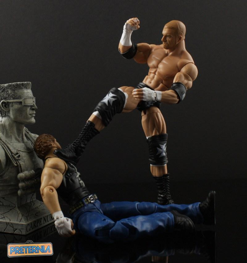 Mattel WWE Elite Wave 42 Terminator Triple H Review