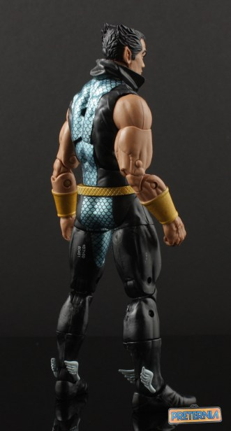 Hasbro Marvel Legends Namor Walgreens Exclusive Review