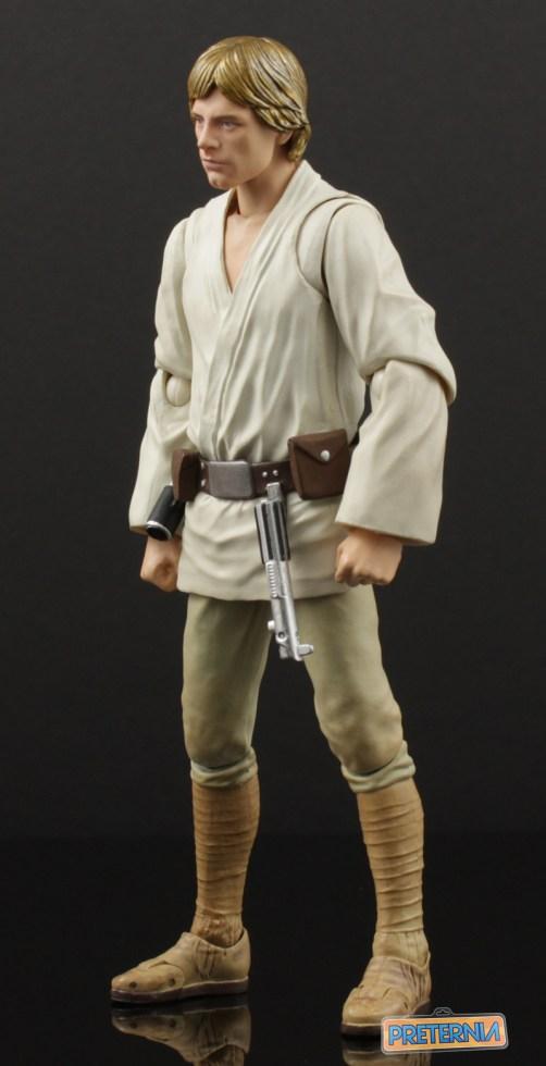 Bandai S.H. Figuarts Star Wars Luke Skywalker Tatooine Review