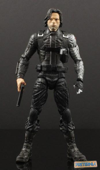 Hasbro Marvel Legends Winter Soldier Walmart Exclusive Review