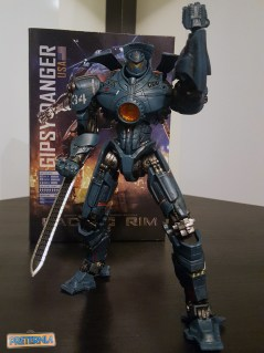 NECA Pacific Rim Ultimate Gipsy Danger Review