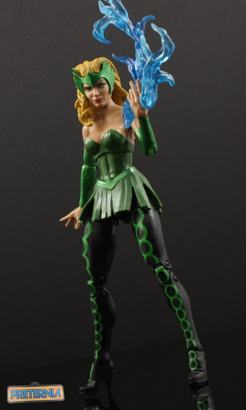 Marvel Legends The Raft Enchantress Review SDCC