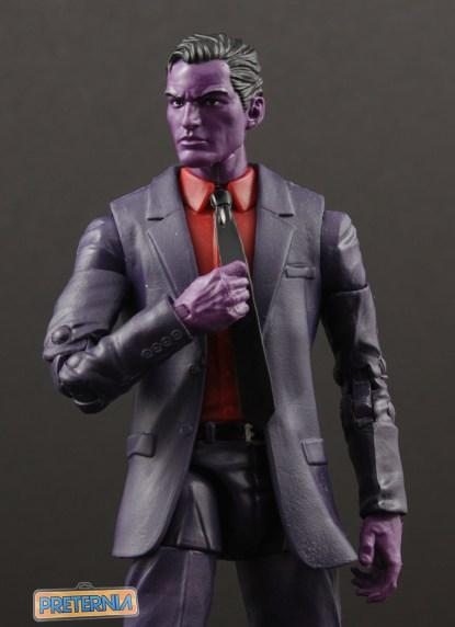 Marvel Legends The Raft Purple Man Review SDCC