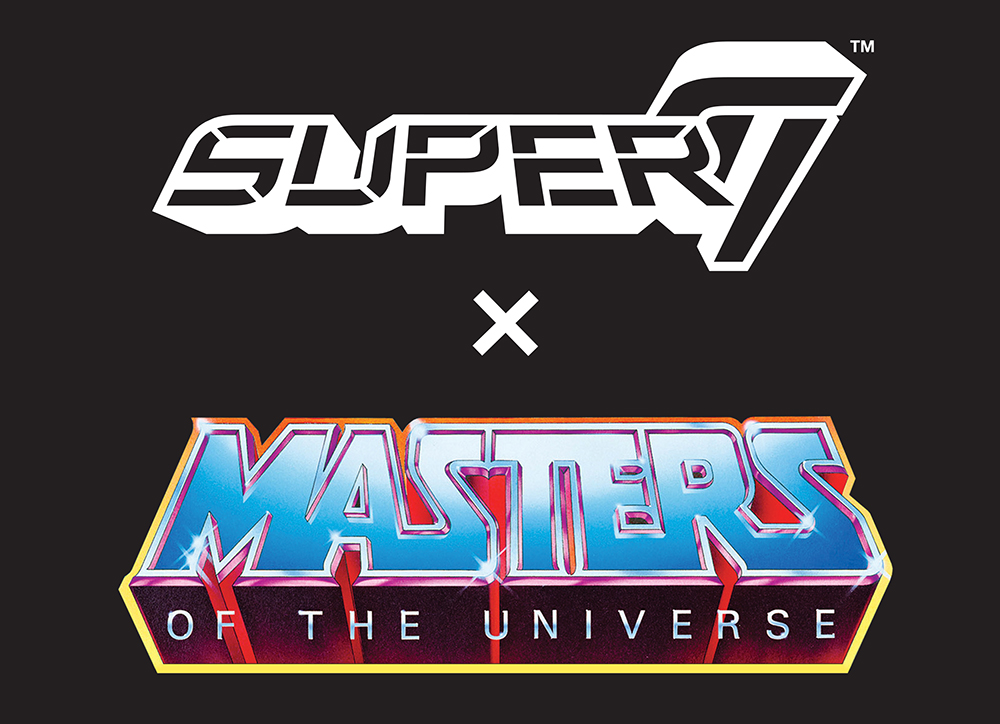 Super7 x Masters of the Universe Classics