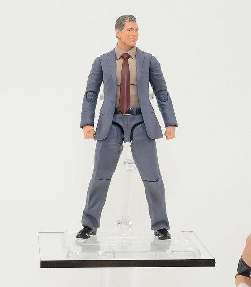 Bandai S.H. Figuarts WWE Vince McMahon