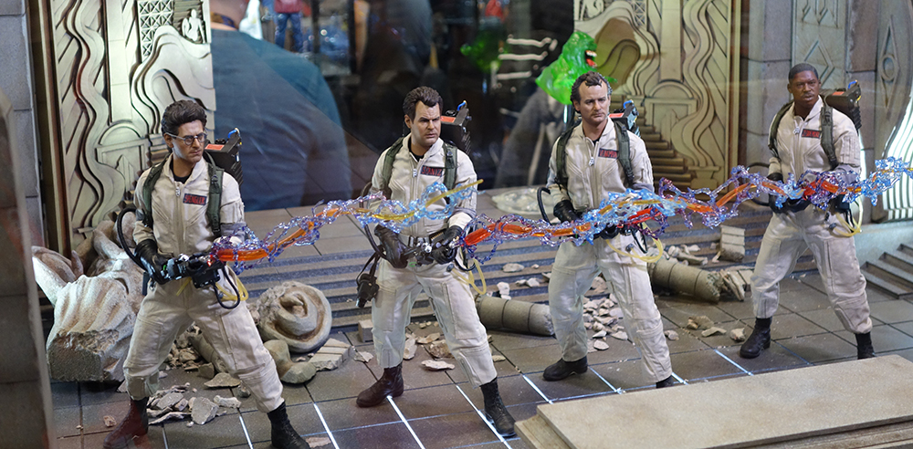 NYCC 2016 Blitzway 1/6 Scale Ghostbusters