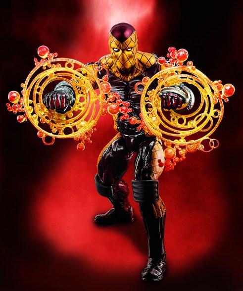 NYCC 2016 Hasbro Marvel Legends Shocker