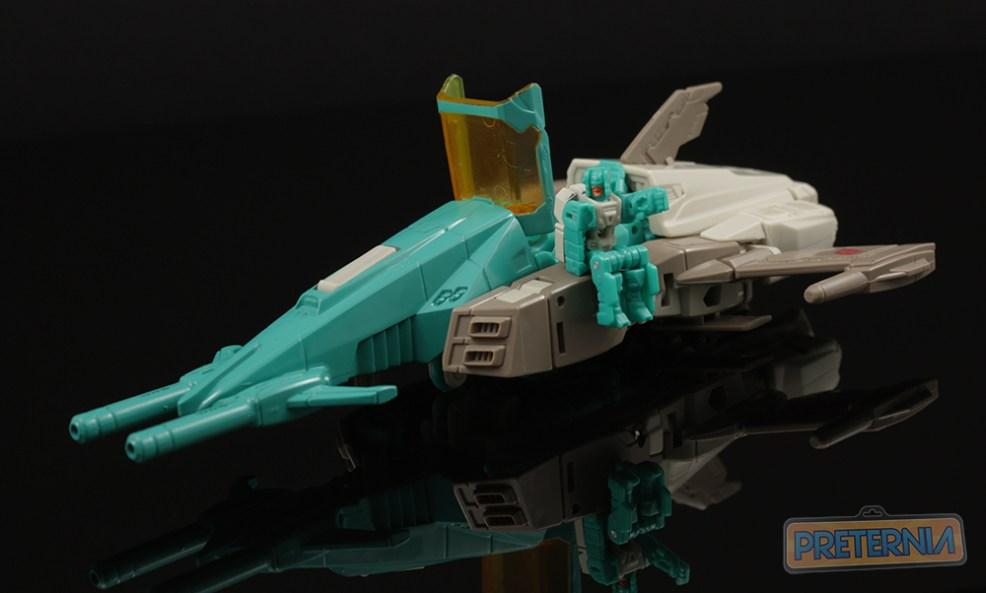 Hasbro Transformers Titans Return Brainstorm Review