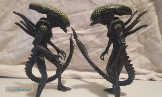 NECA Alien and Predator TRU 2016 Exclusive Review