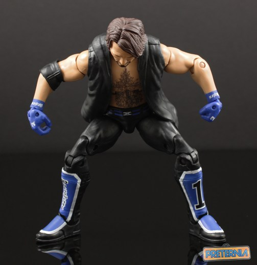 Mattel WWE Elite Series 47 AJ Styles Review