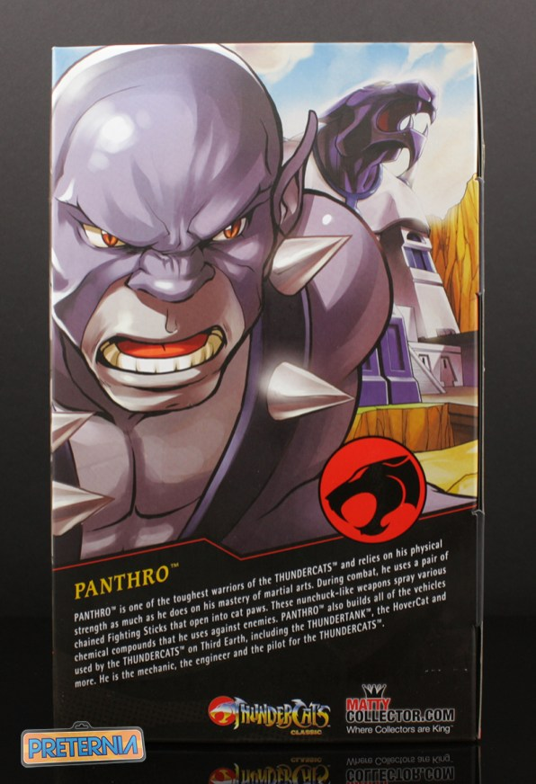 Mattel Thundercats Classics Panthro Review