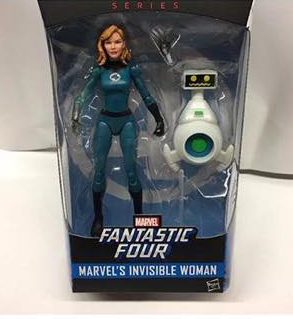 Marvel Legends Walgreens Exclusive Invisible Woman