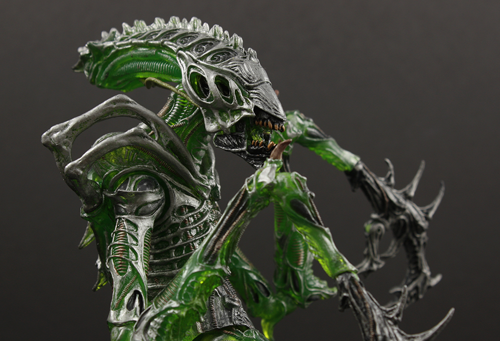 NECA Aliens Series 10 Mantis Alien Kenner Review