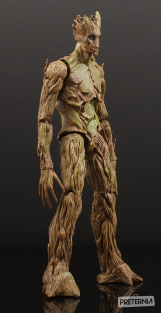 Hasbro Marvel Legends Groot Evolution GOTG Review