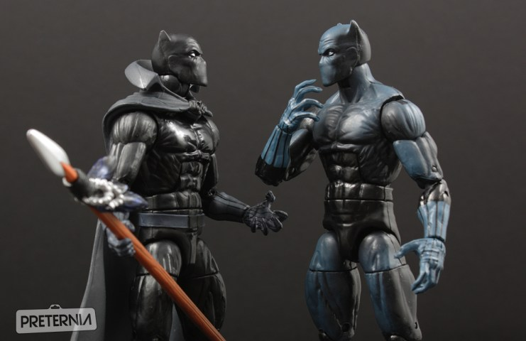 Hasbro Marvel Legends Black Panther Walmart Exclusive Review