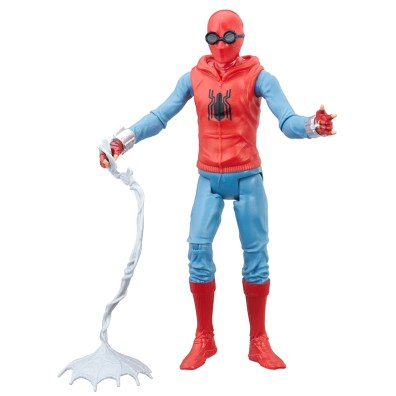 SPIDER-MAN HOMECOMING 6-INCH Figure Assortment (Spider-Man Homemade Suit)