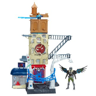 SPIDER-MAN HOMECOMING MARVEL'S VULTURE ATTACK SET