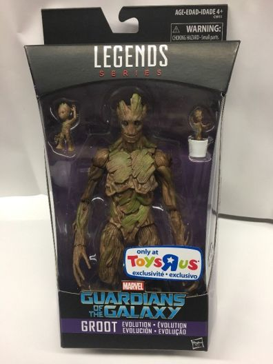 Marvel Legends TRU Exclusive Groot