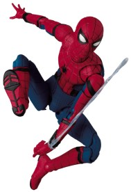 Medicom MAFEX Homecoming Spider-Man