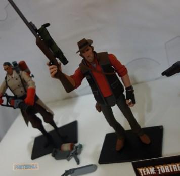 Toy Fair 2017 NECA Team Fortress 2