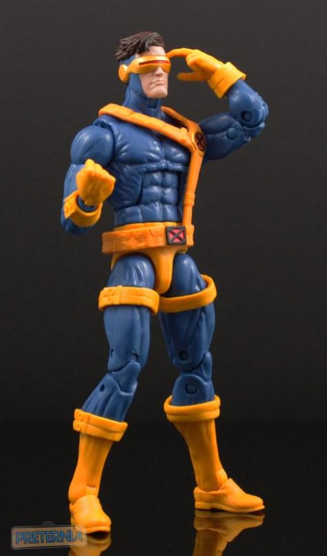 Hasbro Marvel Legends Warlock Series Cyclops (Jim Lee) Review
