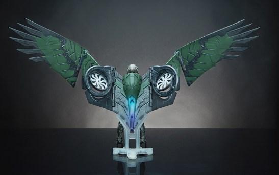 MARVEL SPIDER-MAN HOMECOMING LEGENDS SERIES 6-INCH Figure Assortment (Vulture) - Build A Figure 2