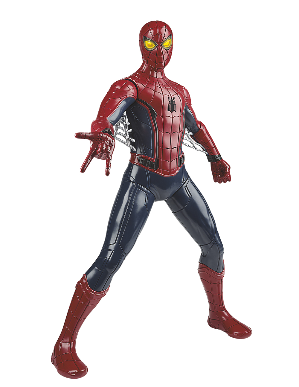 SPIDER-MAN HOMECOMING 15-INCH TECH SUIT SPIDER-MAN Figure (2)