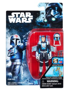 STAR WARS 3.75-INCH FIGURE Assortment (Fenn Rau) - in pkg