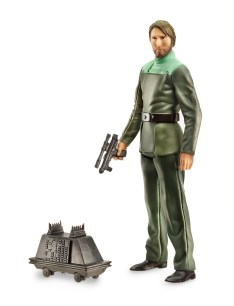STAR WARS 3.75-INCH FIGURE Assortment (Galen Erso) - oop