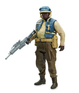 STAR WARS 3.75-INCH FIGURE Assortment (Lieutenant Sefla) - oop