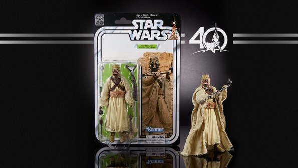 STAR WARS THE BLACK SERIES 6-INCH 40th ANNIVERSARY - Sand People