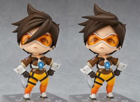 Good Smile Company Tracer Nendoroid Overwatch Blizzard