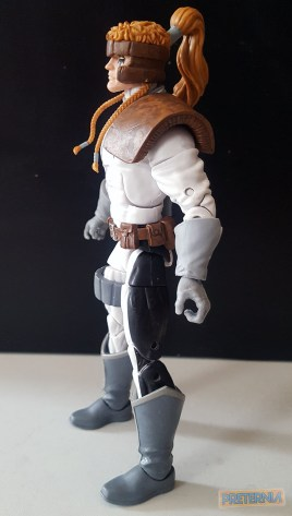 Hasbro Marvel Legends Warlock Series Shatterstar Review